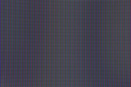 Macro shot of LCD TV matrix Imagens