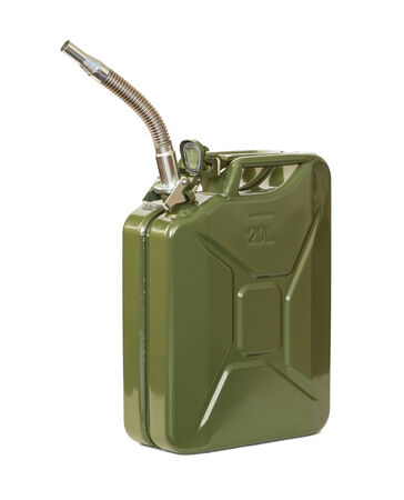 flexi: Jerrycan with flexi pipe spout