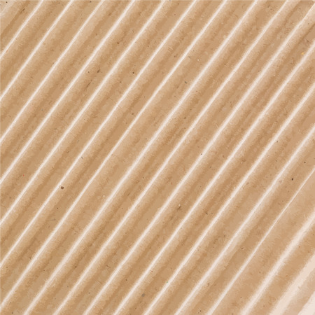 corrugated cardboard: Corrugated cardboard texture. Geometric diagonal striped texture. Illustration