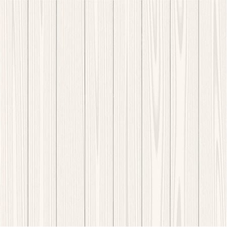 Light wooden texture background, realistic vector illustration.