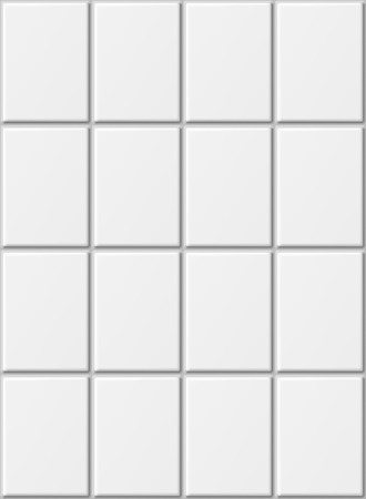 Ceramic tiles. Highly detailed seamless vector background.