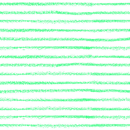 Seamless striped pattern. Hand painted oil pastel crayon. Vintage mint green color. Design element for printables, wallpapers, baby shower invitation, birthday card, scrapbooking, fabric print etc.