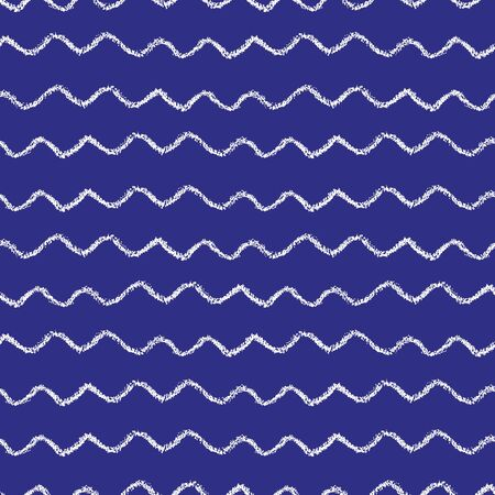 printables: Striped seamless pattern. Hand painted oil pastel crayon.  Nautical sea waves. Vintage baby blue color. Design element for printables, wallpapers, baby shower invitation, birthday card, scrapbooking, fabric print etc.