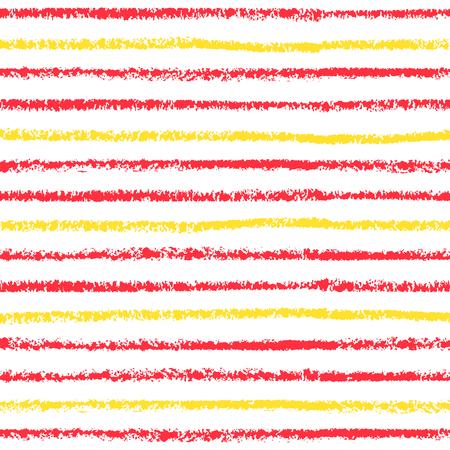 Rayas De Patrones Sin Fisuras. Crayon En Colores Pastel Pintado Al ...