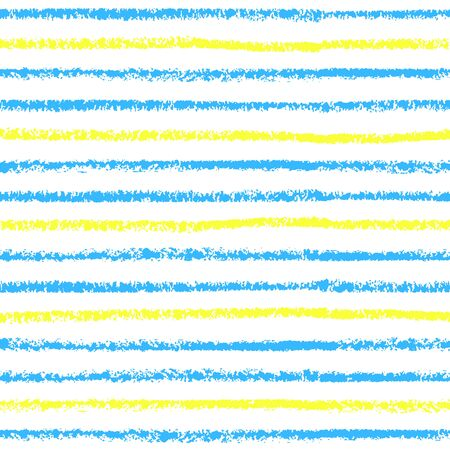 printables: Striped seamless pattern. Hand painted oil pastel crayon. Design element for printables, wallpapers, baby shower invitation, birthday card, scrapbooking, fabric print etc. Illustration