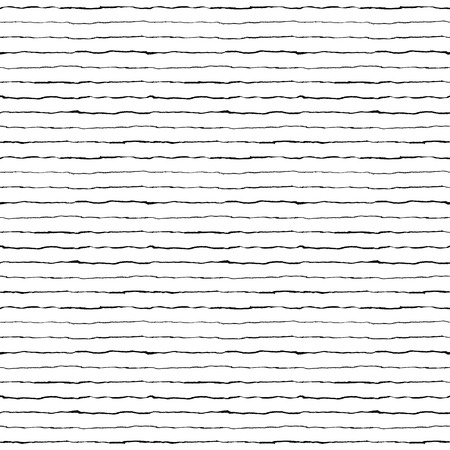 striped wallpaper: Seamless striped grunge pattern. Hand painted with pastel crayons. Black stripes on white background. Design element for printables, wallpaper, baby shower invitation, birthday card, scrapbooking etc. Illustration