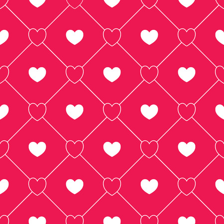 web site background: Seamless romantic hearts pattern. Design element for wedding invitation, Valentines Day cards, wallpapers, web site background, baby shower invitation, birthday card, scrapbooking, fabric print etc.