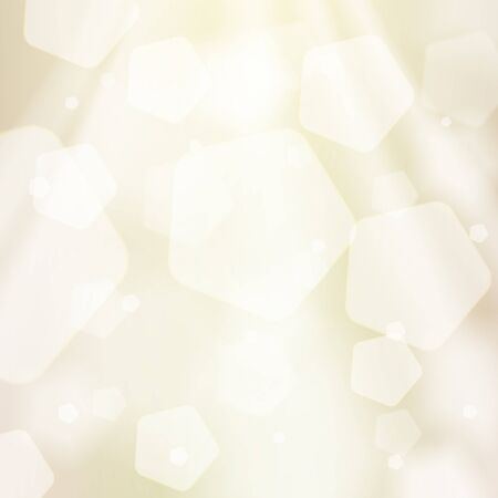 sparkly: Abstract beige background. Sunlight, bokeh, shiny and sparkly backdrop. Graphic design element for web sites, brochures, flyers. Vector illustration.
