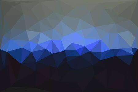boyish: Abstract geometric polygonal background