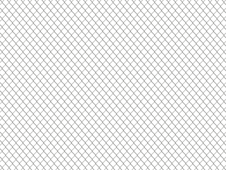 wire: Chain link fence pattern. Industrial style wallpaper