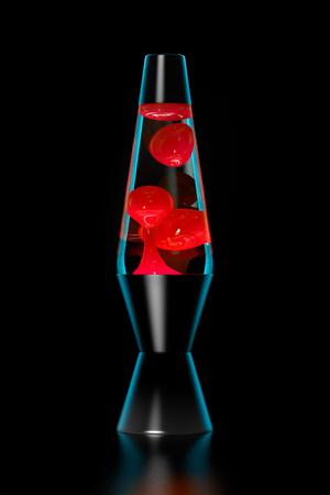 Lava lamp Stok Fotoğraf