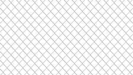 Chain link fence pattern. Realistic geometric texture