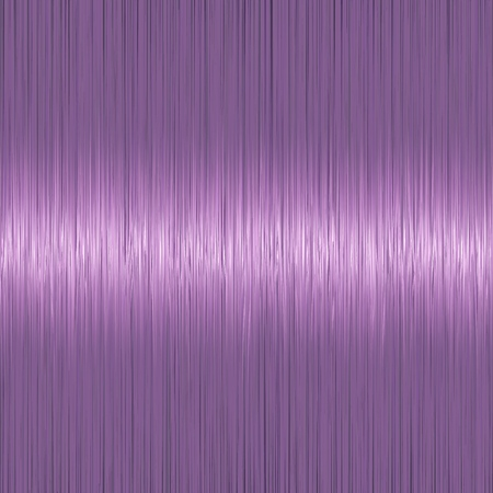 Realistic bright violet straight hair texture with glossy shiny detail. Vector illustration.