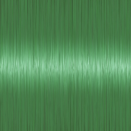 Realistic grey green straight hair texture with glossy shiny detail. Vector illustration.