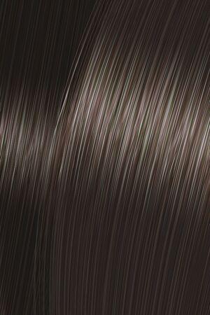 Realistic dark black straight hair texture background
