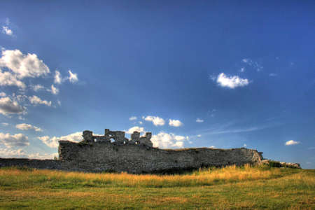 Kremenets fortress. Ukaine photo