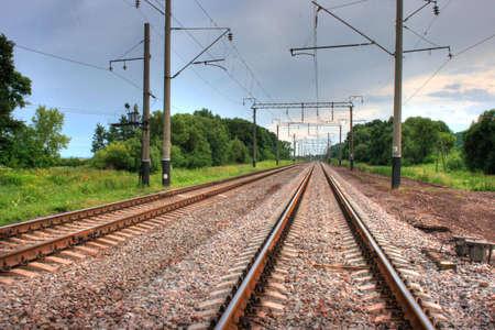 onward: De v�as de ferrocarril, que ahora en adelante