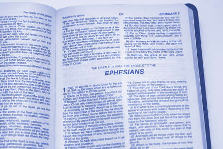 Open Bible  photo