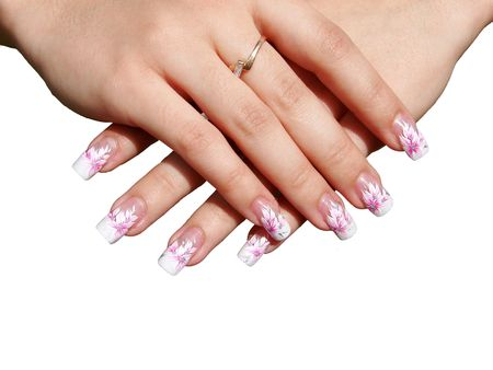 manicure                      Stock Photo - 3004757