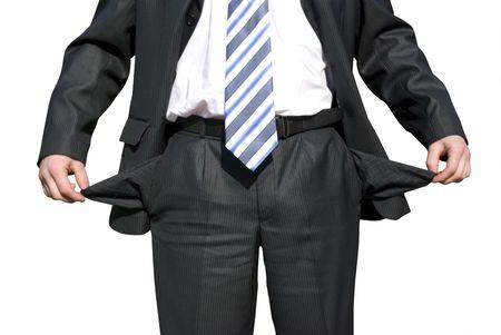 preoccupation: Businessman