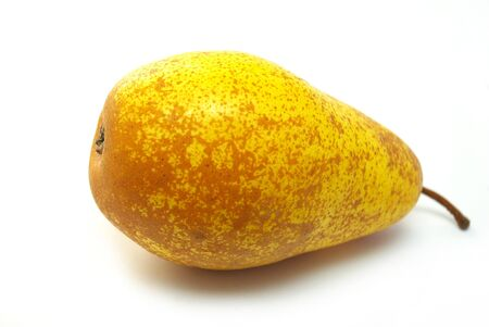 yellow pear Stock Photo - 3889800