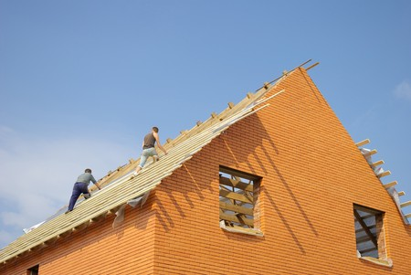 roof framing:  roof