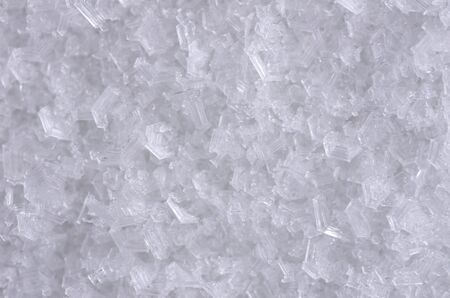 Blue frosty ice cubes texture Stock Photo - 8997242
