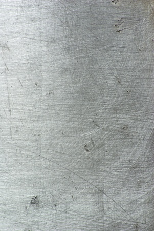 aluminum texture: old grunge metal plate steel background