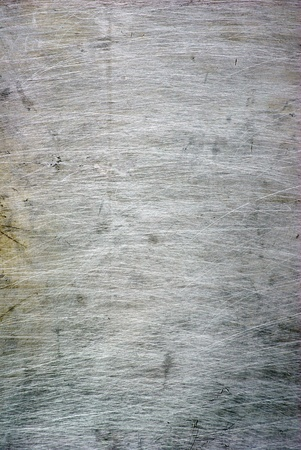 old grunge metal plate steel background photo