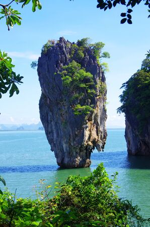 james bond's island: james bond island in thailand