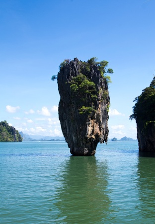 james bond island in thailand Stock Photo - 13027403