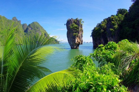 james bond: james bond island in thailand, ko tapu