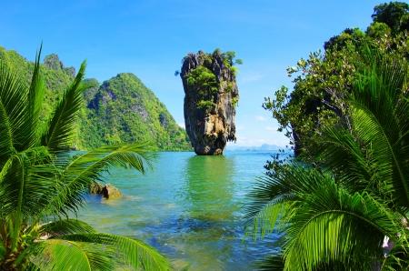 ジェームズ ・ ボンド島、パンガー パンガー、タイ