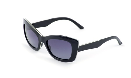 Women's sunglasses isolated on white Stock Photo - 16106176