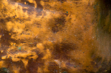 bronze metal texture with high details photo
