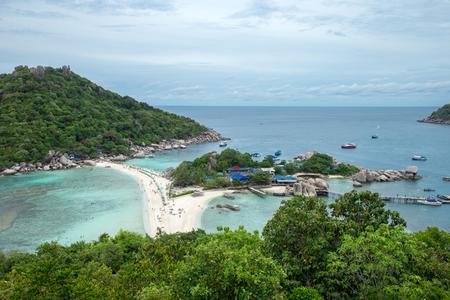 Koh Nang yuan Island, Thailand Stock Photo - 22206169