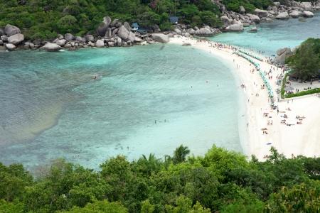phangan: Koh Nang yuan Island, Thailand