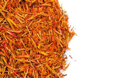 ersatz: Dried saffron as food