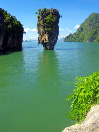 phang nga: Island, Phang Nga, Thailand