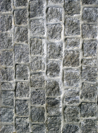 liaison: Stone wall with interesting shadows