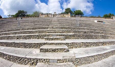 amphitheatre: Amphitheatre in Altos de Chavon