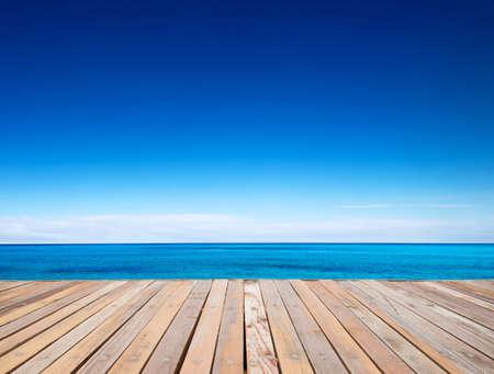 tropical beach: beautiful beach and tropical sea Stock Photo