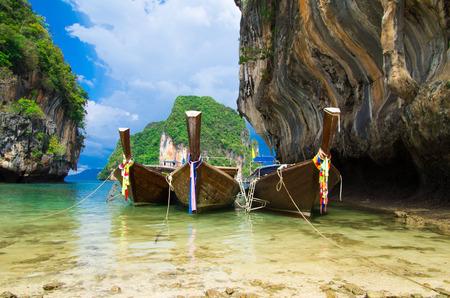 Tropical beach, Andaman Sea