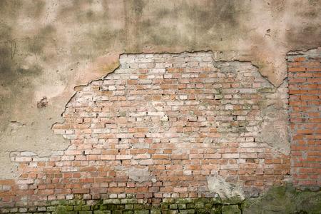 背景やテクスチャのれんが造りの壁