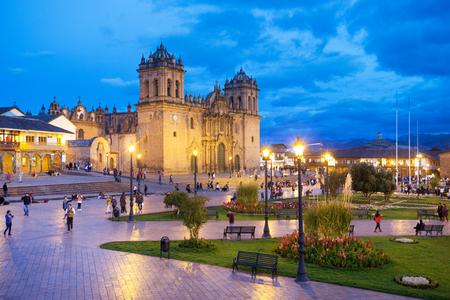 cusco: Cusco City Centre Peru South America Editorial