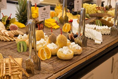 holiday lights display: Cheese