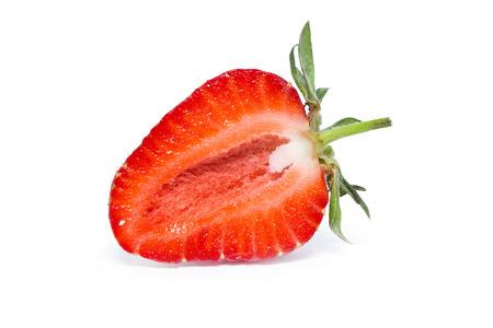 fresa: Fresa aislados durante Blanco