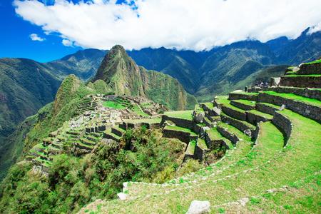 Machu Picchu Фото со стока - 50494091