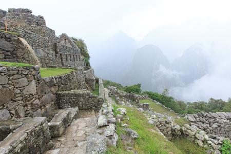 past civilizations: Machu Picchu,