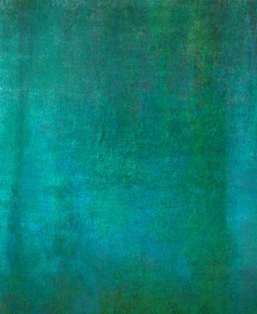 추상 녹색 배경, 오래 된 벽지